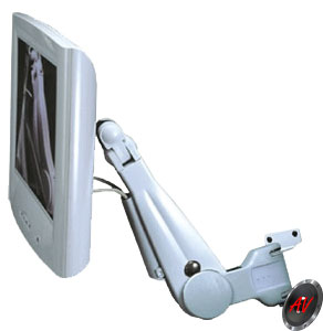 Wall Mount - Mobile Desktop - Monitor Arm